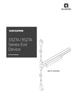 3327A/3527A Series Parts Manual