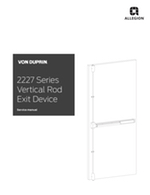 2227 Series Parts Manual
