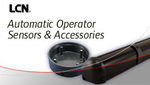 View LCN Automatic Operator Sensors & Accessories