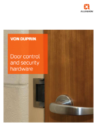 Door Control and Security Hardware