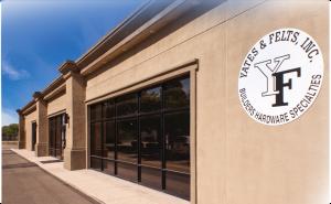 Our facilities in Manteca, CA.