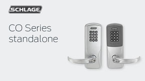 Schlage CO-Series Electronic Locks