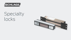 Schlage Electromagnetic Locks