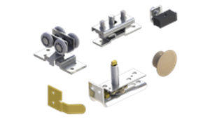 Hager Sliding Door Hardware