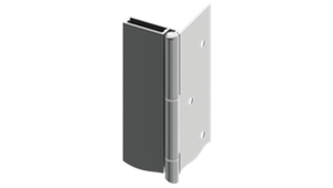 Hager Stainless Steel Continuous Hinges