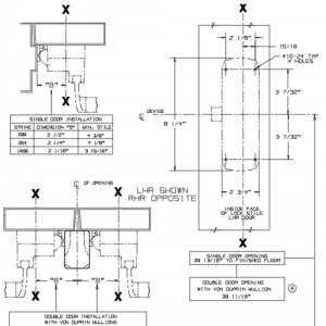 von duprin el 99 wiring diagram quick start guide of wiring diagram • exit device installation templates rh yatesandfelts com von duprin hardware von duprin 99 manual