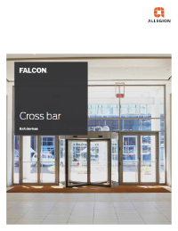 Falcon Dor O Matic Exit Devices Touch Amp Cross Bar Exits