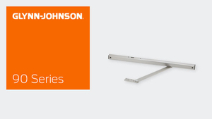 90 Series Surface Overhead Door Holder/Stops