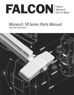 18-Series Parts Manual - Discontinued