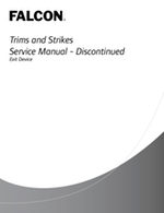 Trims Service Manual - Discontinued
