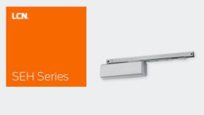 LCN SEH Series Door Holder