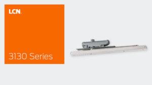LCN 3130 Series Concealed Closer