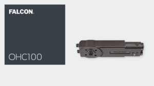 OHC100 Overhead Concealed Closer