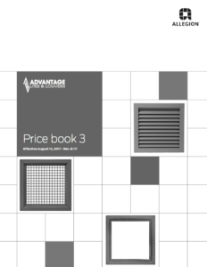 Advantage Price Book