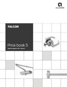 Falcon Price Book