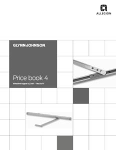 Glynn-Johnson Price Book