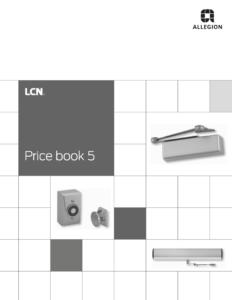 LCN Price Book