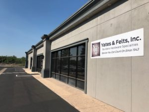 Our facilities in Manteca, CA.